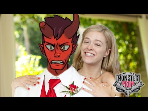 Thirsty People Find Virtual Prom Dates • Monster Prom