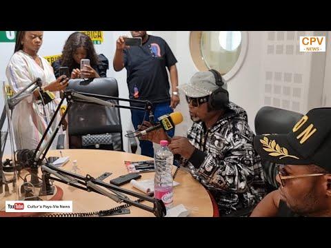 FELIX WAZEKWA INTERVIEW SUR AFRICA RADIO - QUELQUES EXTRAITS  👍