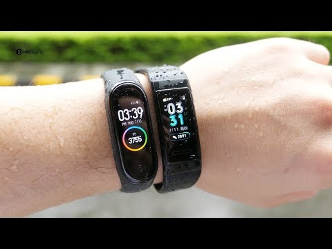 One month later: Mi Band 4 In-Depth Review