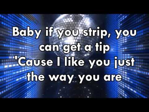 Timbaland & Keri Hilson - The Way I Are (Lyrics)