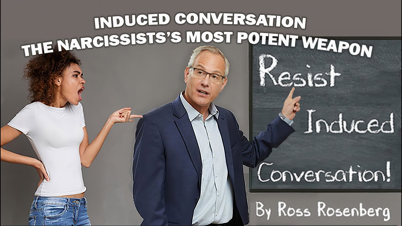 """Image result for Narcissist's Most Potent Weapon: """"Induced Conversation."""" Beware & Protect Yourself!"""