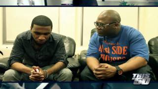"""Thisis50 Interview With Lil B """"THE BASEDGOD"""" - Promotes Positivity"""