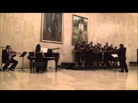Grupo Ars Nova - Perdona a tu Pueblo Señor, Tradicional (Arreglo Coral: Mario Rocha)