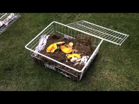Como hacer una composta casera youtube - Como hacer una claraboya ...
