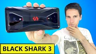 El Teléfono GAMING de XIAOMI !!!!! Black Shark 3 REVIEW