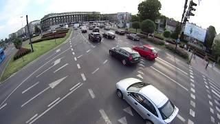 Jedź bezpiecznie odc. 699 (zła jazda na rondzie Grzegórzeckim-1)