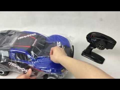 Traxxas Slash 2WD VXL UNBOXING
