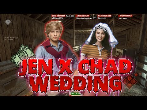 The Marriage of Jenny Myers & Chad Kensington | Friday the 13th