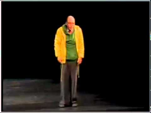 Peter De Graef - 'Niks!' (2001) theater fragmenten
