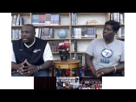 L.E.A.D. Live Mentoring Session #1 (Price Middle School)