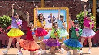 女性アイドルグループ・つばきファクトリーが、ユニバーサル・スタジオ...
