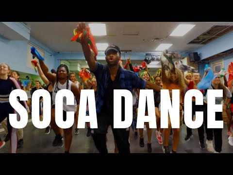AMAZING! SOCA DANCE CLASS   MASH UP MIX   Machel Montano, Rupee, Mr.Killa   @Bizzyboom