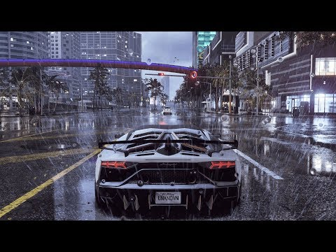 Need For Speed Heat Lamborghini Aventador SVJ 63 Edition Test Drive (NFS)