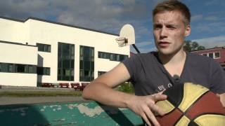Ruben Yttergård Jenssen ga opp basket til fordel for fotball!