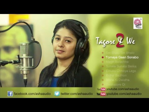 Tagore & We 2 Jukebox | Full Songs | Sunidhi Chauhan | Sourendro , Soumyojit | Sraboni | Stoppok