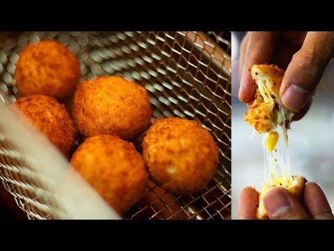 Cheese Balls | Jamnagar, Gujarat, India | Indian Street Food Tour