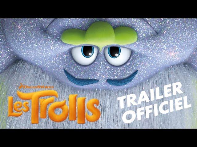 Les Trolls - Bande annonce finale [Officielle] VF HD