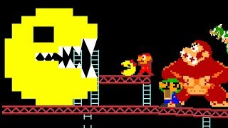 Pac-man Full Series