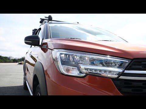 """Khám phá Suzuki XL7 - """"ngôi sao sáng"""" trong phân khúc SUV tầm trung"""