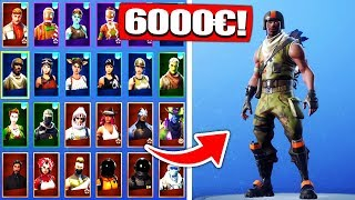 Get Fortnite Rarest SEASON 1 account from ZUSCHAUER! - Fortnite Battle Royale English