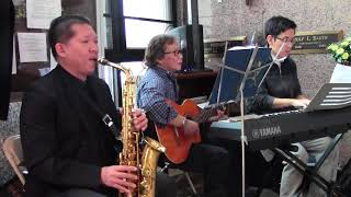 Bao la tình Chúa -  Hòa Tấu Saxophone