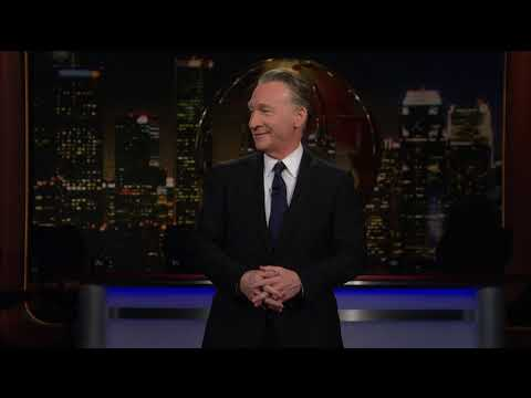 Monologue: National Emergency! | Real Time with Bill Maher (