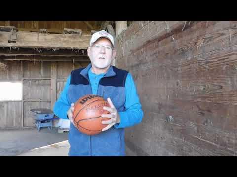 Barn basketball