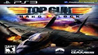 Top Gun: Hard Lock(PS3) soundtrack demo rip - Danger Zone(Rock Rendition)