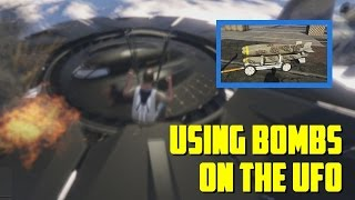 CAN WE BLOW UP THE UFO IN GTA 5?