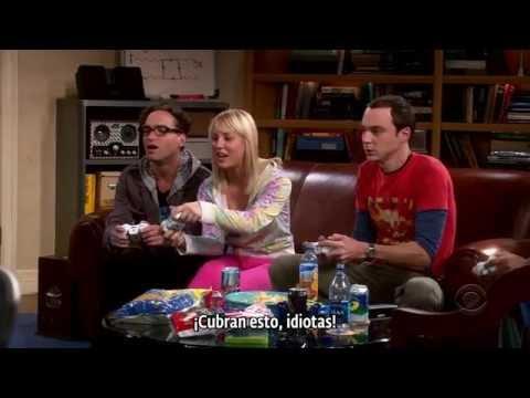 [The Big Bang Theory] Penny y el mal perdedor