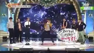 Урок танцев от BTS/Crack BTS №1