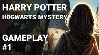 Harry Potter: Hogwarts Mystery Android Gameplay 1 [1080p/60fps]