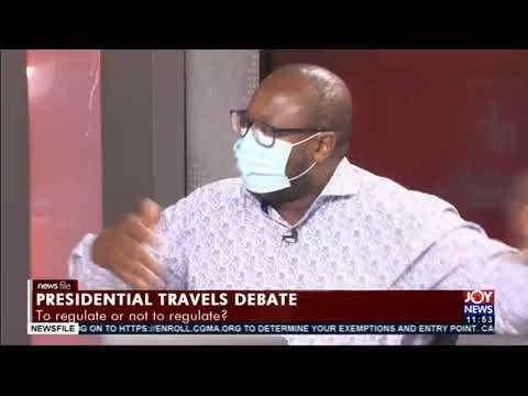 Presidential travels: It can not be justified that we are spending that money - Dr. Pumpuni Asante