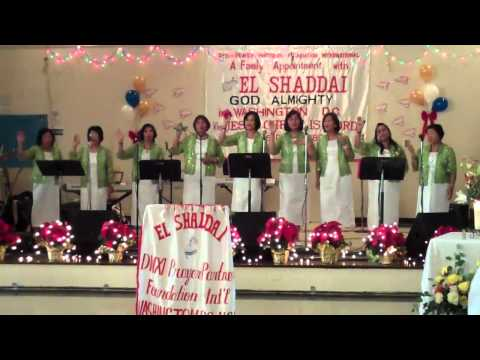 EL SHADDAI 18TH ANNIVERSARY WASHINGTON DC, CONNECTICUT CHAPTER PRESENTATION