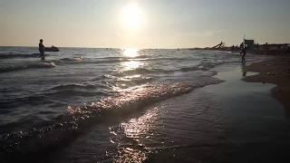Анапа Витязево Вечер На Пляже