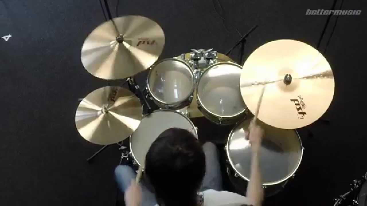 Yamaha Stage Custom Birch Drum Kit Demo Better Music Youtube