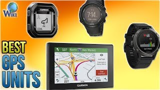 10 Best GPS Units 2018