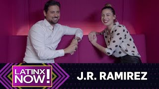 """""""Manifest's"""" J.R. Ramirez Likes Being the Bad Guy for Once 