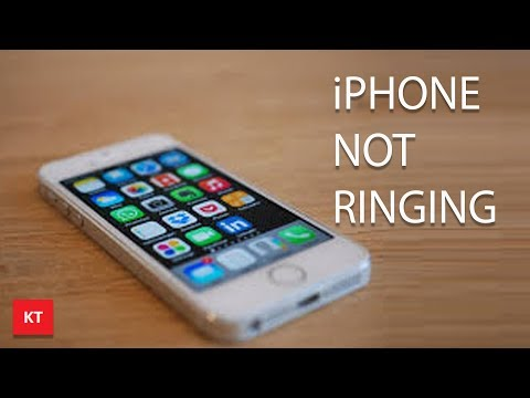 Why is my iPhone not ringing