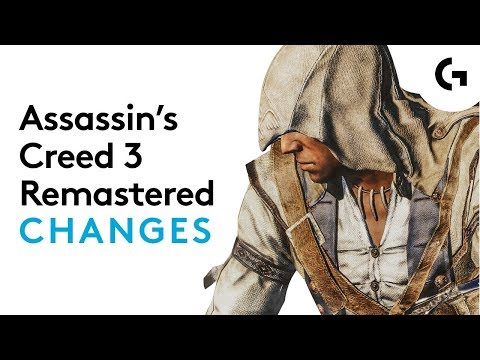 Everything That's Changed In Assassin's Creed 3 Remastered