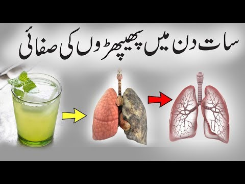 How To Detox Lungs - Cleanse Your Lungs