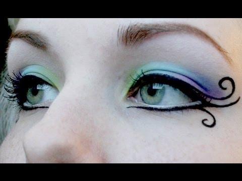 Fairy Fantasy Makeup Tutorial