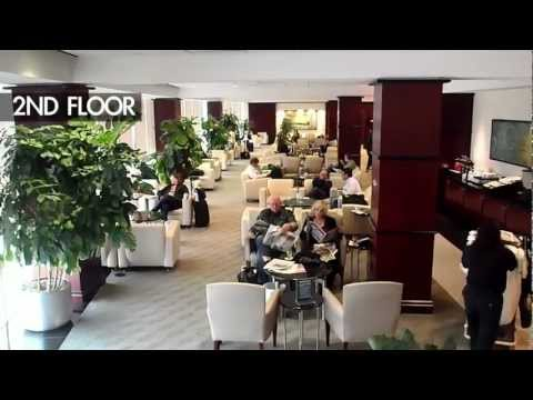 United Club Houston IAH: United Airlines Lounge