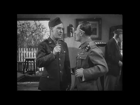 A Welcome to Britain - U.K. Culture for G.I.s in WW2 (Restored - HD-1943)