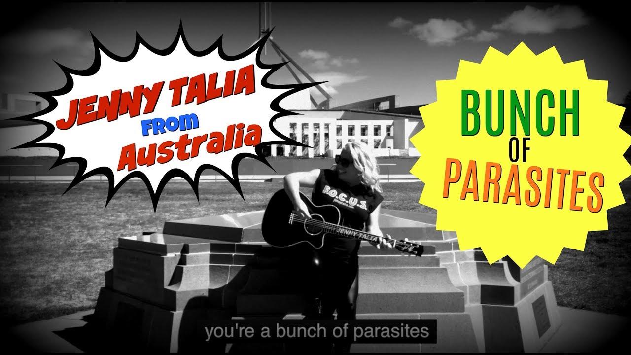 paraziti jenny talia