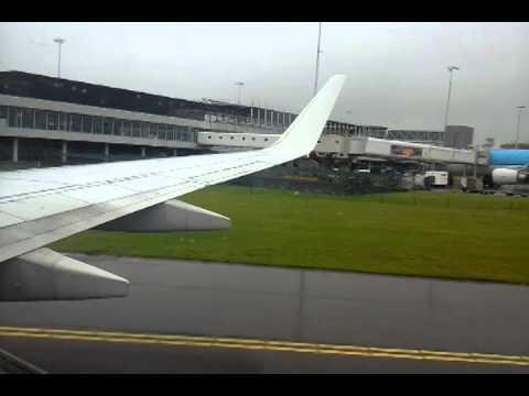 Zona pistas aeropuerto schipool amsterdam