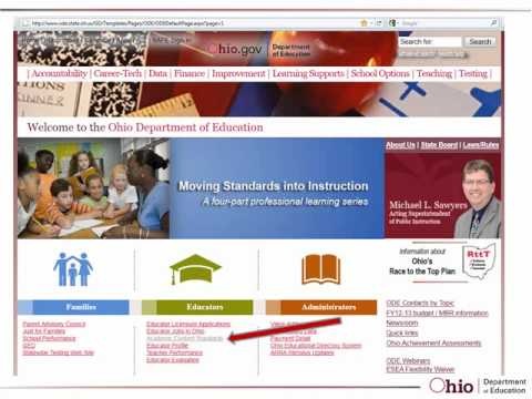 Introduction to Ohio Model Curriculum Social Studies