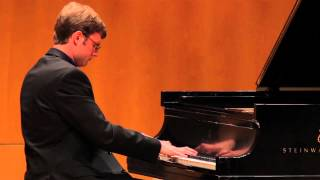 BEETHOVEN Piano Sonata No. 15 in D, Op.  28 ('Pastoral'): 4. Rondo - Zack Henderson, piano - 2013