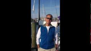 Interview with Robin Team, owner & skipper of J/122 Teamwork
