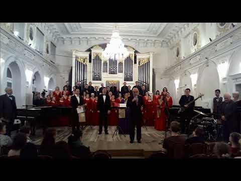Трансляция концерта композитора и дирижёра Я. И. Дубравина (Санкт-Петербург)